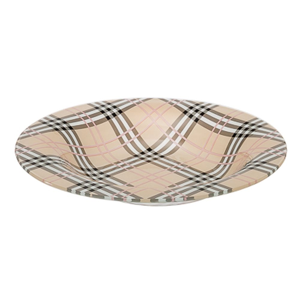 VETTA Клетка Тарелка суповая стекло 200мм, S3030, Дизайн GC