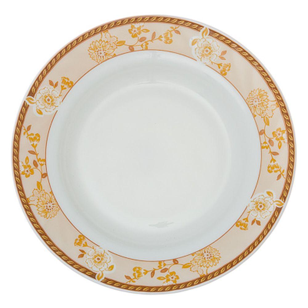 VETTA Метида Тарелка суповая опаловое стекло 202мм, 250мл, HSP 80
