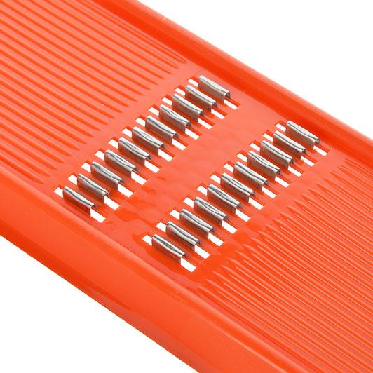 Терка для корейской моркови 27,5х8,7х1,6см, ТК-1