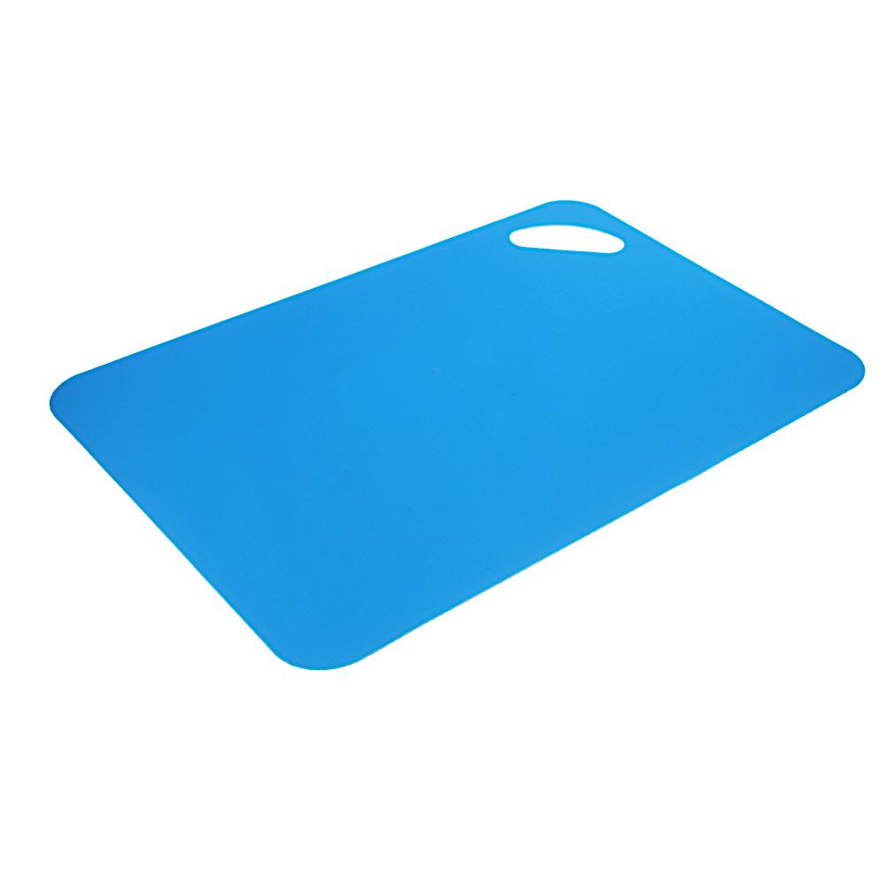 Набор разделочных досок 3 шт, с антискользящим покрытием, пластик