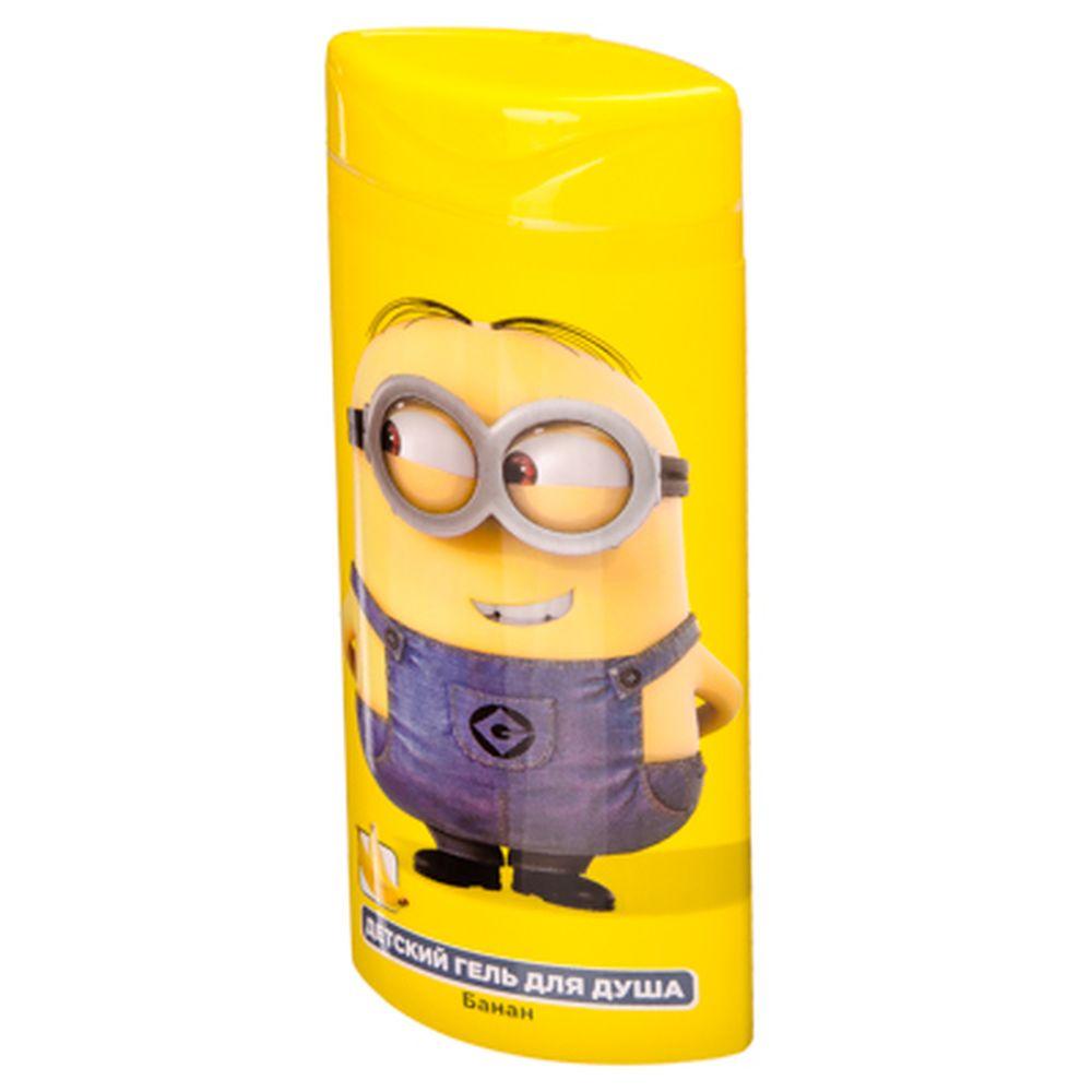 Гель для душа детский, Гадкий я Банан, п/б 250мл, арт. 24857