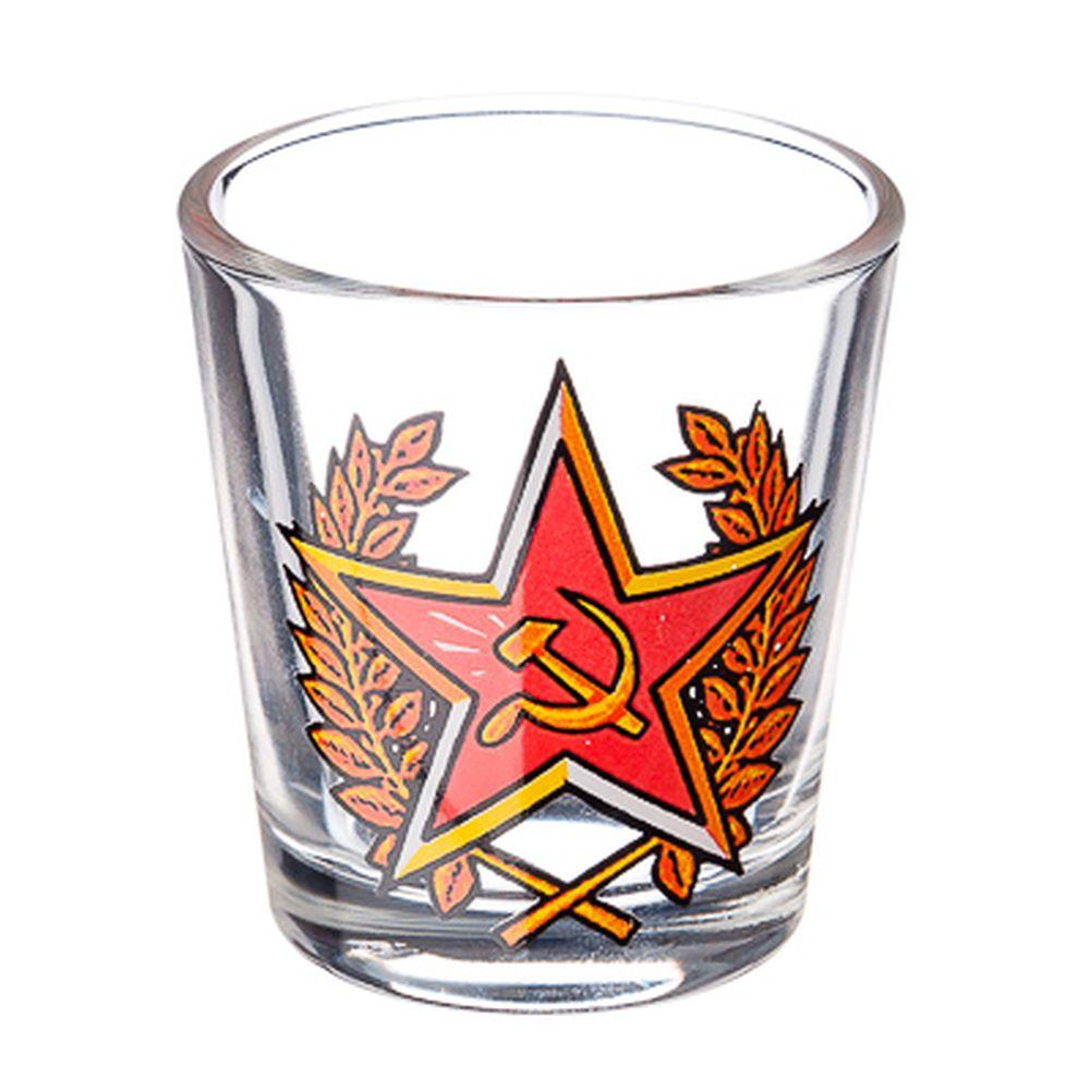 """ОСЗ Стопка 50мл, стекло, """"Звезда"""""""