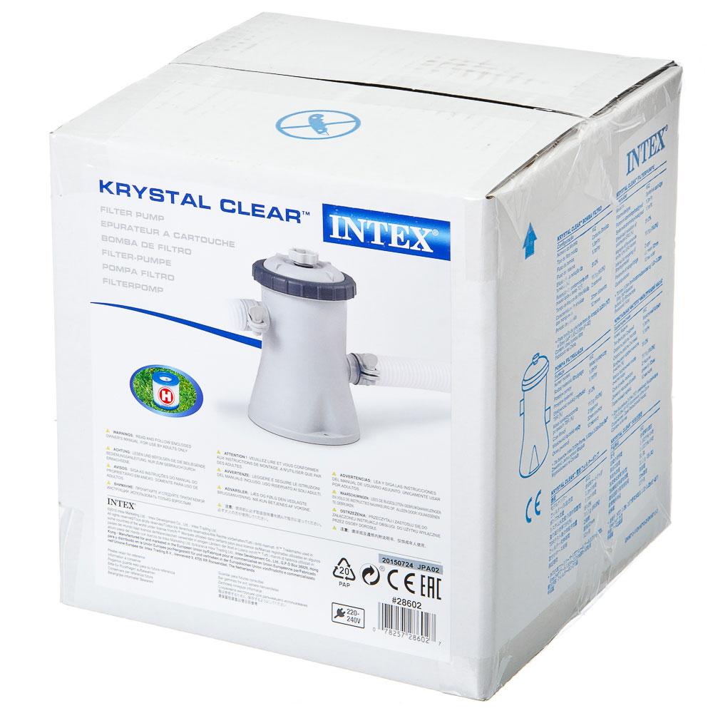 Пылесос водный, INTEX, 28001
