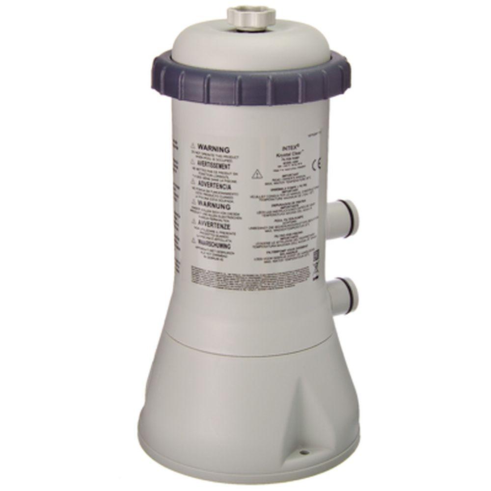 Фильтр-насос для бассейнов INTEX 28638 до 457см