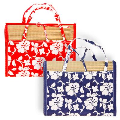 Коврик пляжный в сумке 60х180см, солома, 2 цвета