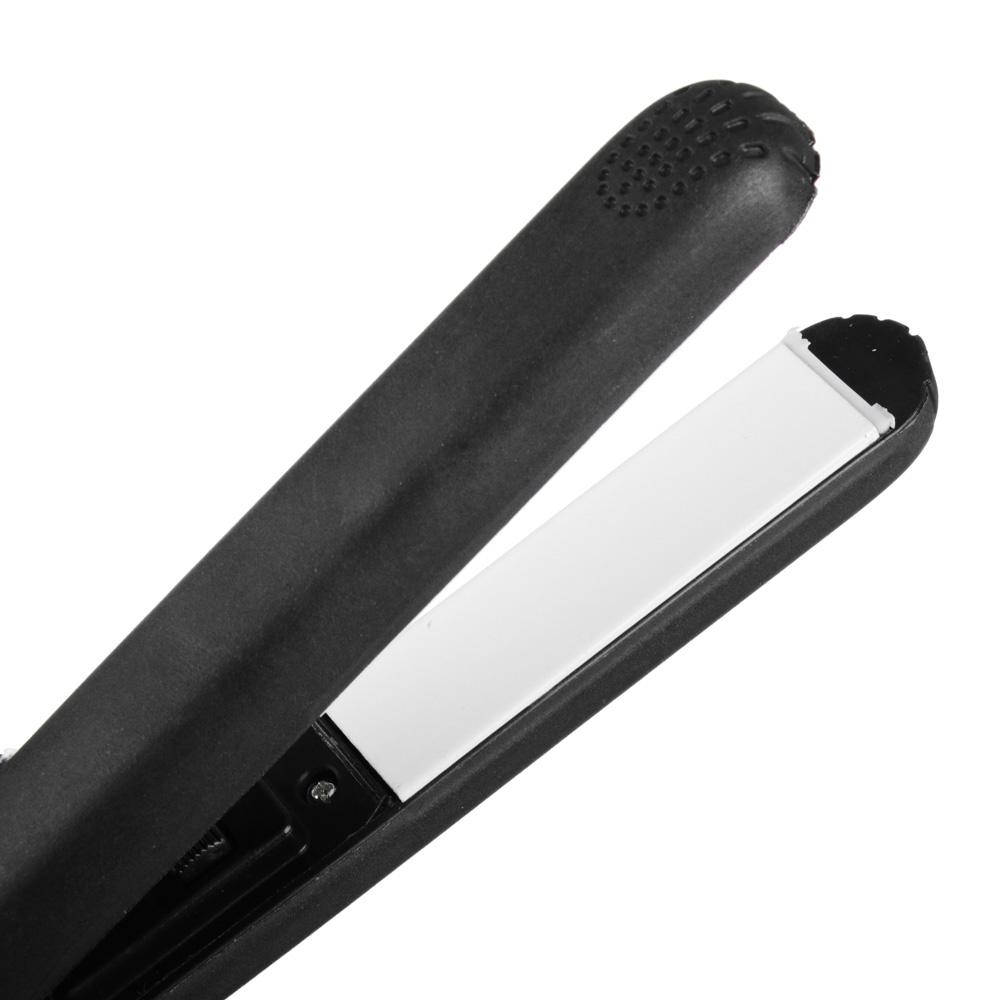 Утюжок для волос LEBEN дорожный, max  190°, керамическое покрытие, 19 Вт