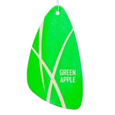 """Ароматизатор в машину бумажный, аромат зеленое яблоко, """"Galaxy"""" NEW GALAXY"""