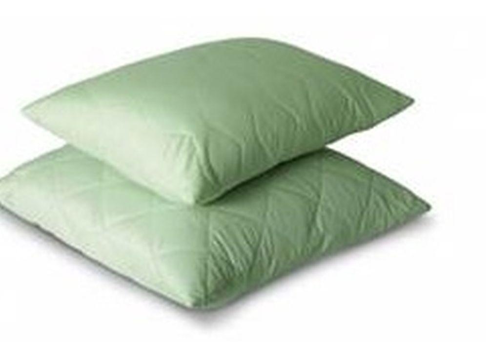 Подушка Бамбук 60х60см в стеганом чехле, мбм-66-4