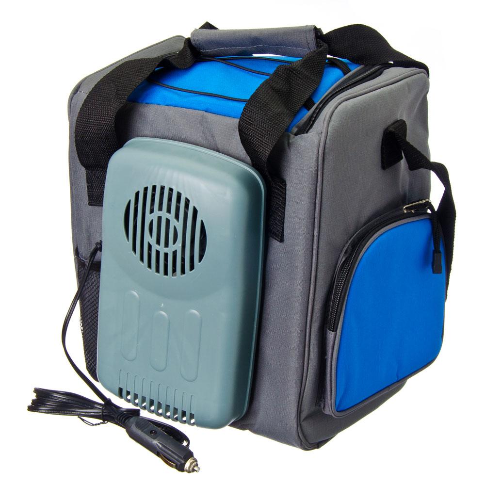 NEW GALAXY Холодильник автомобильный 16л, 12В, сумка