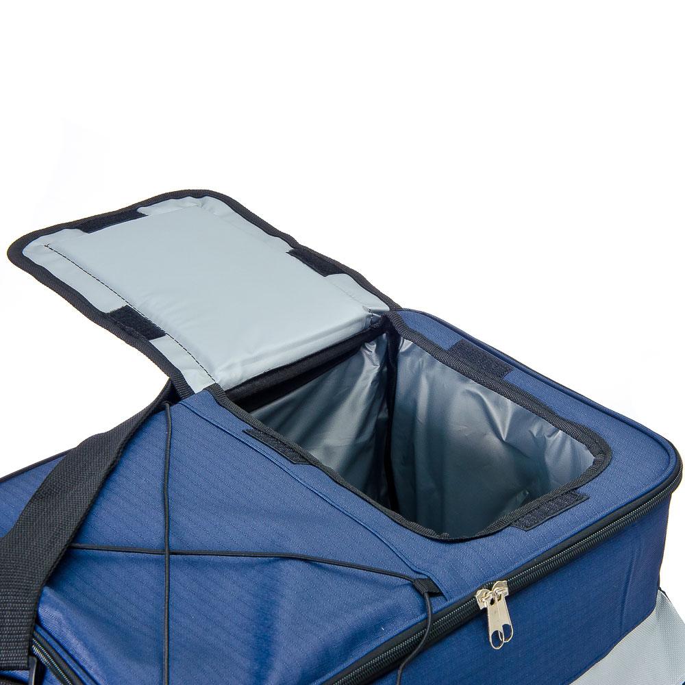 NEW GALAXY Холодильник автомобильный 35л, 12В, сумка
