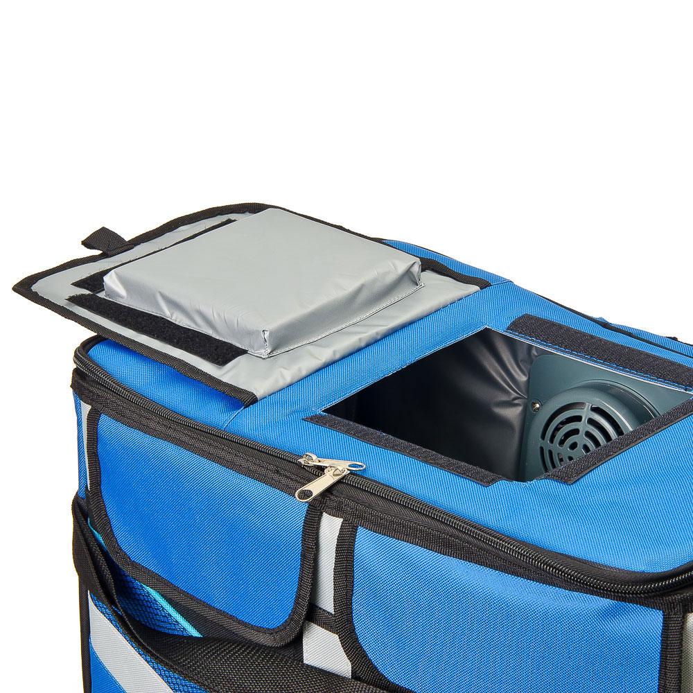 NEW GALAXY Холодильник автомобильный 30л, 12В, сумка