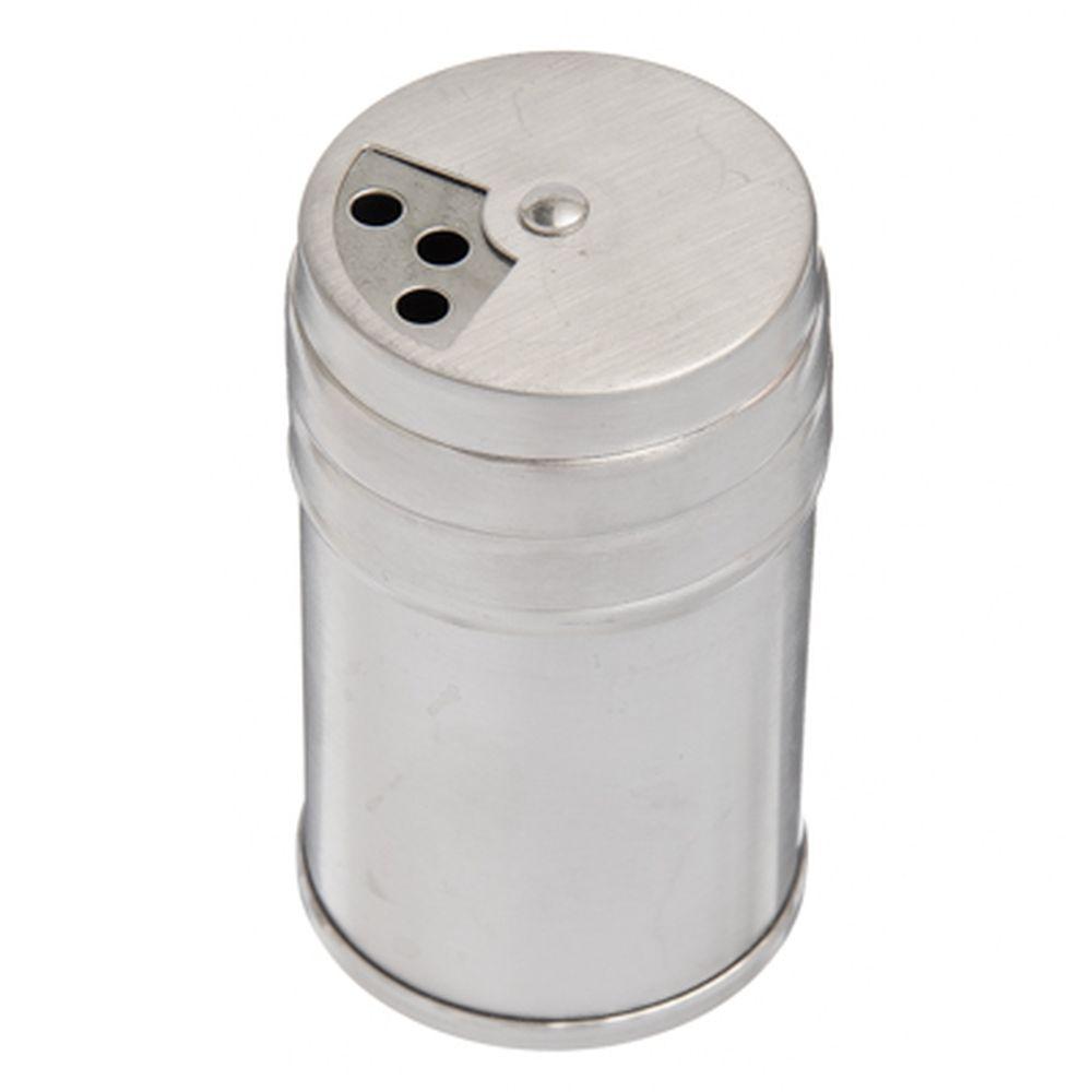 Солонка, металл, 7x4,2x4,2 см
