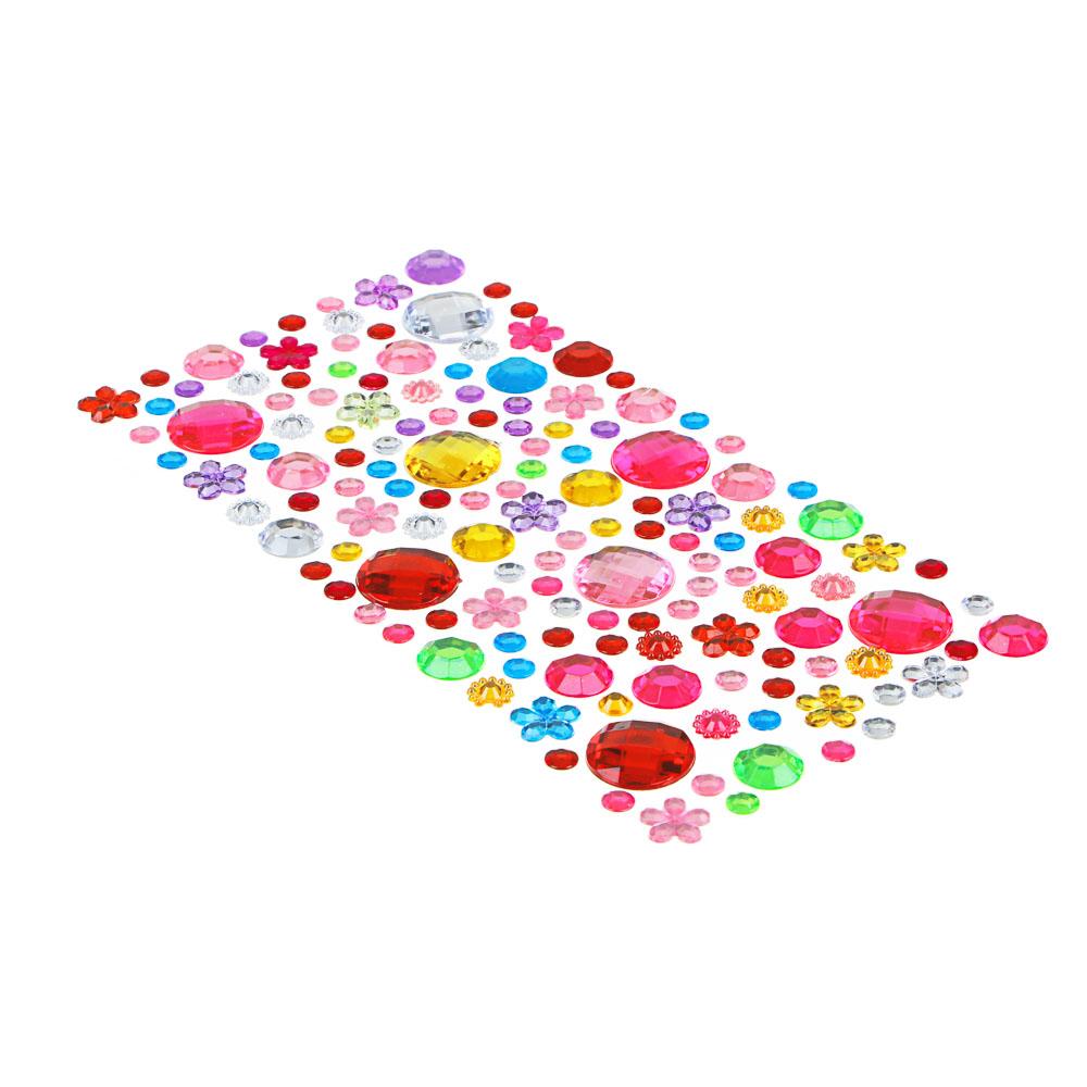 LADECOR Наклейка декоративная, ПВХ, 28х10,5см, 10 цветов