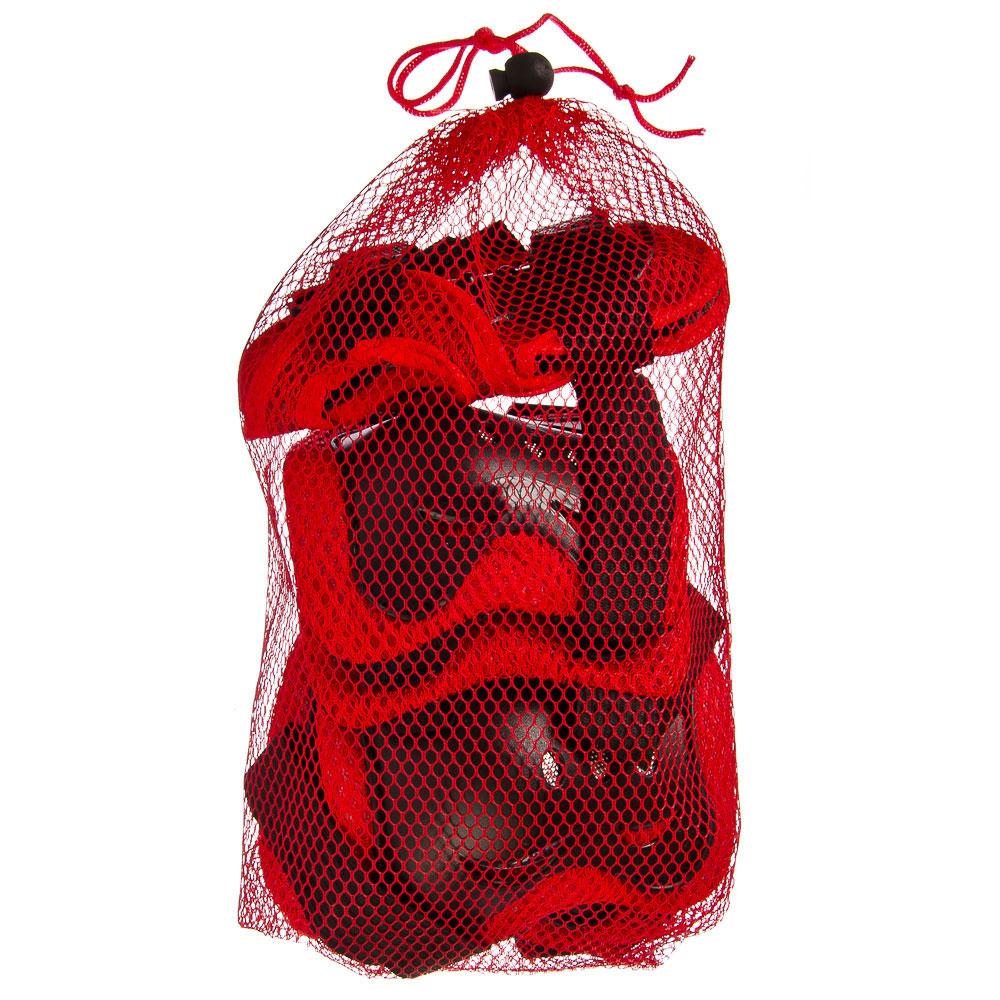 Набор защиты (колени, локти, запястья), размер S, 4 цвета, арт.LF-0220