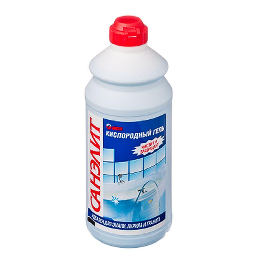 Средство чистящее-гель для акриловых ванн Санэлит п/б 500мл