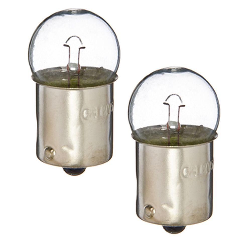 NEW GALAXY Набор ламп 2шт автомобильных галогеновых (тип лампы R5W) (тип цоколя BA15s) 12V