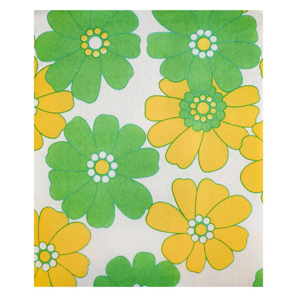 """VETTA Чехол для гладильной доски, полиэстер, 140-50см, """"Цветы"""", 2 дизайна"""