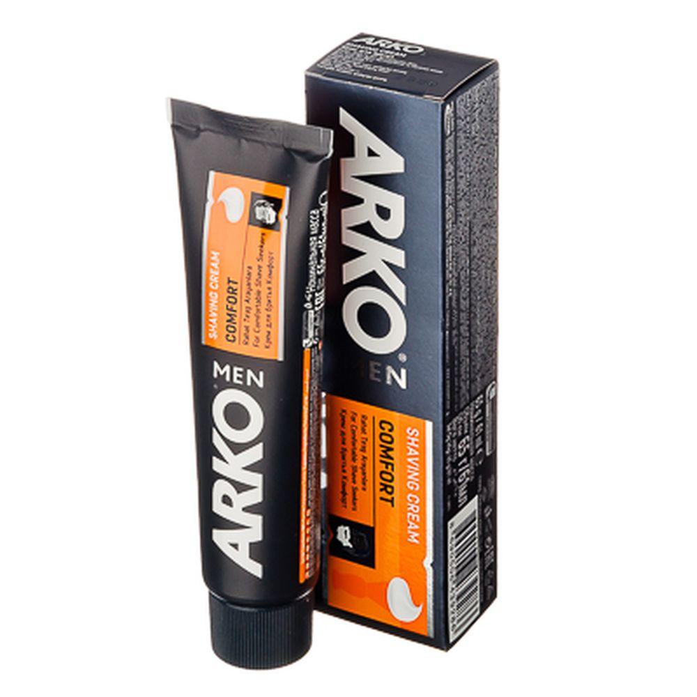 Крем для бритья Арко Комфорт 65г арт.504297