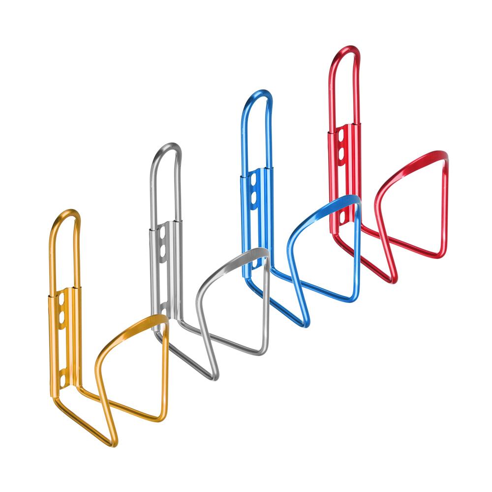 Держатель фляги велосипедный, 15х8х7 см, металл, 4 цвета, SILAPRO