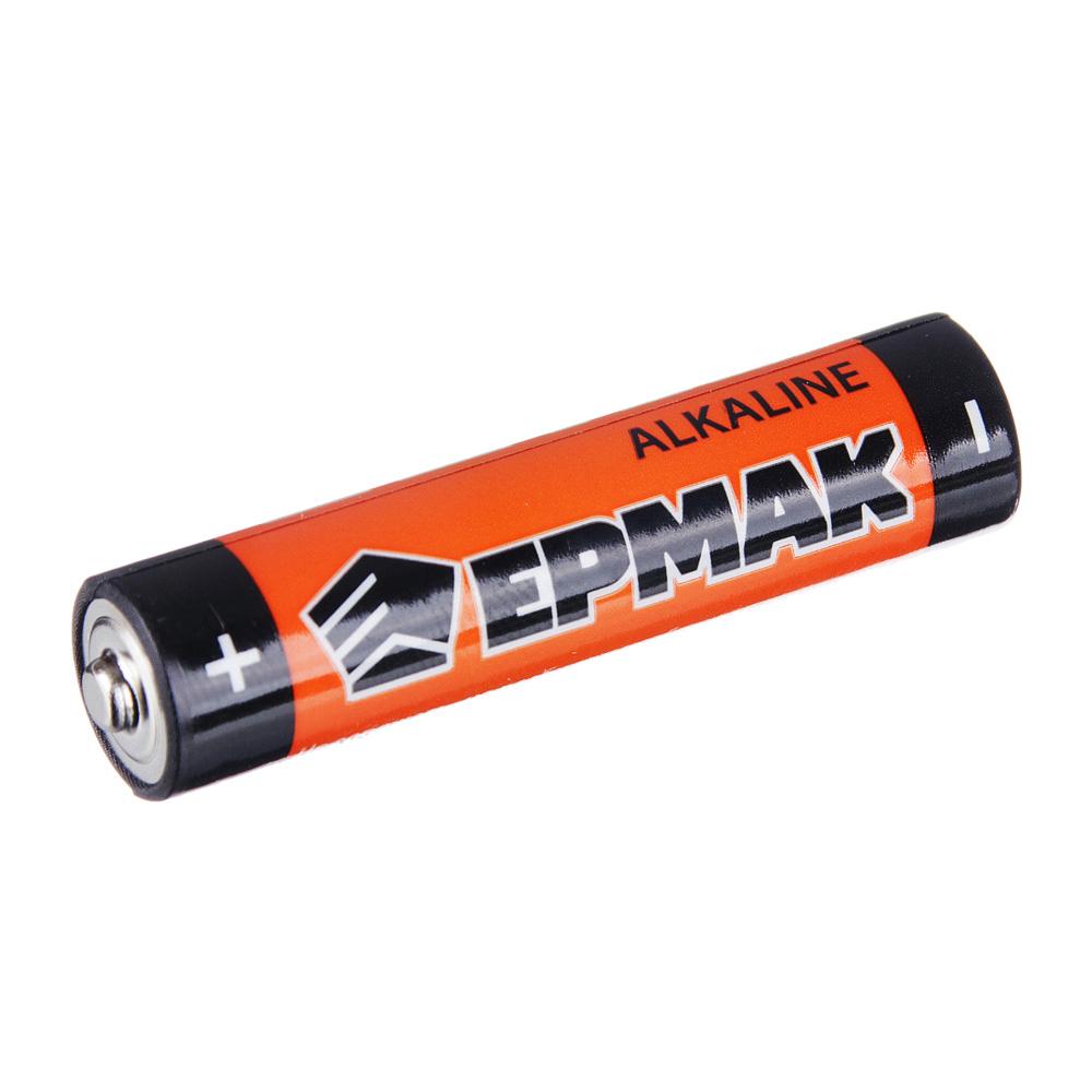 """ЕРМАК Батарейки 4шт """"Alkaline"""" щелочная, тип AAA (LR03), BL"""