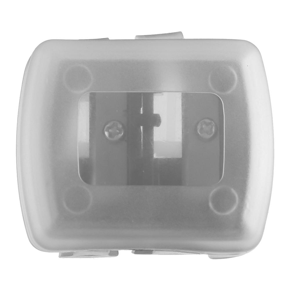 Точилка для косметических карандашей двойная ЮниLook