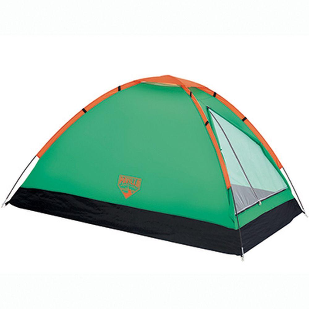 Палатка 3-местная BESTWAY 68010 Plateau 210х210х130 см