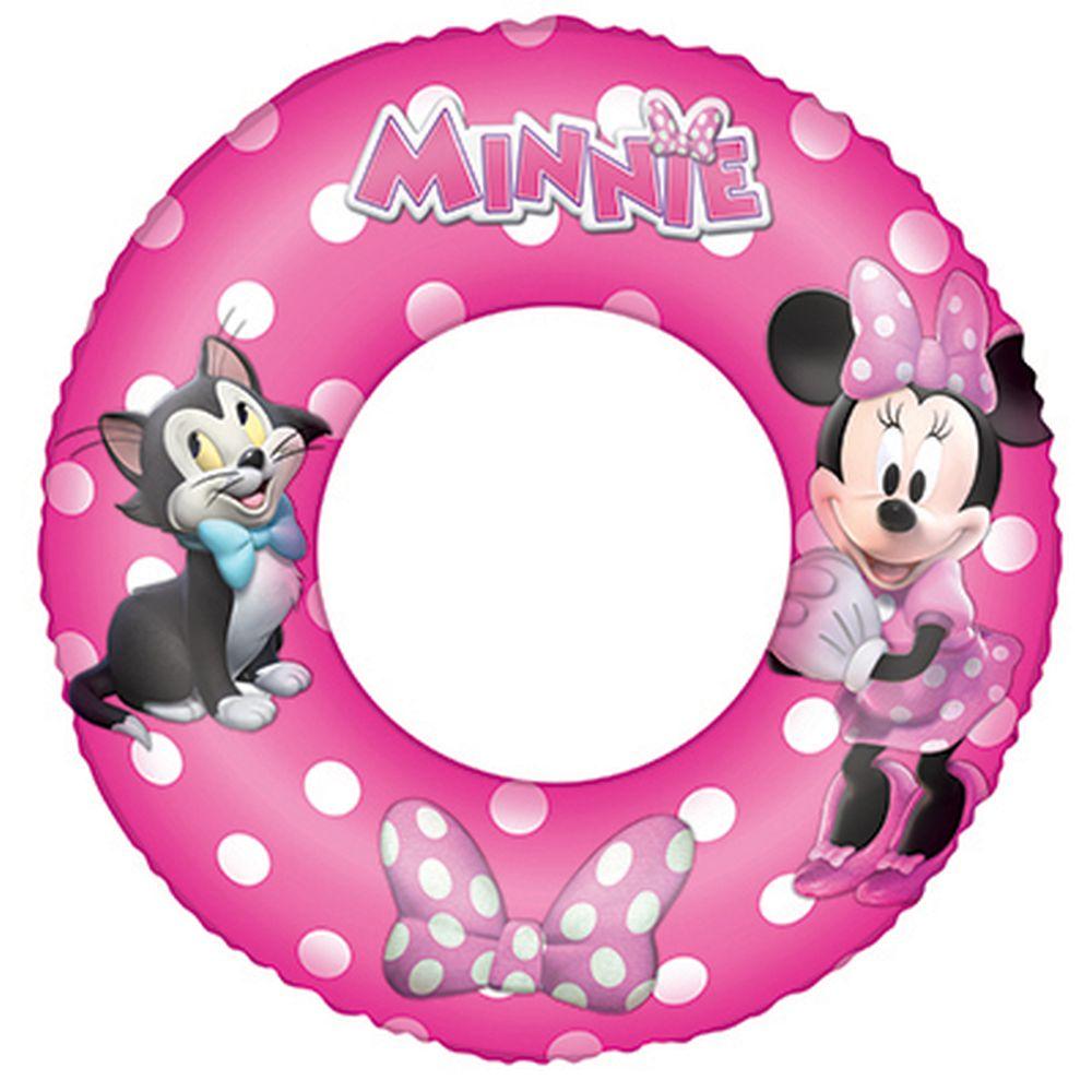 Круг для плавания BESTWAY 91040 MMCH Минни 56 см