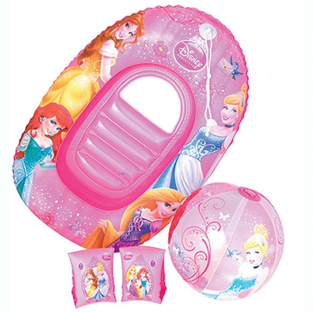 BESTWAY Набор пляжный Disney Princess, арт.91054