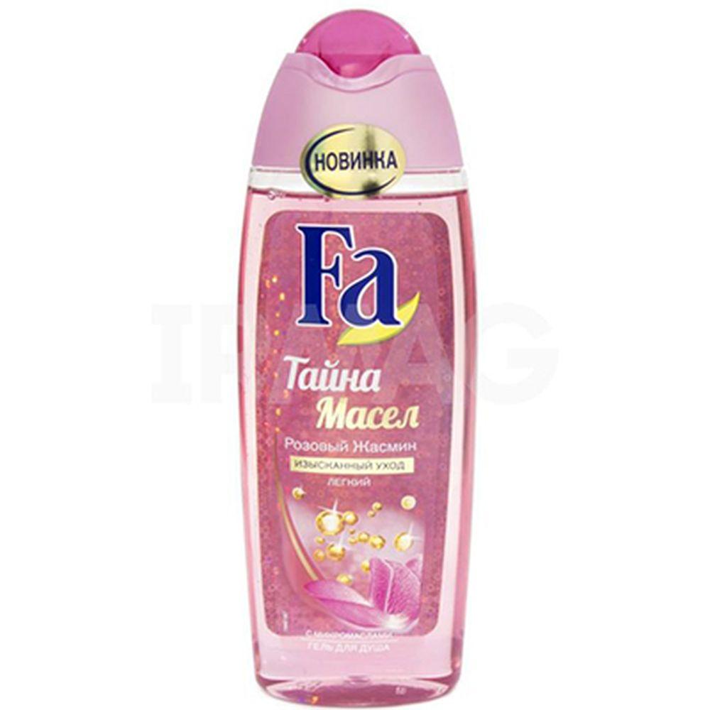 Гель для душа Fa Тайна масел Розовый жасмин п/б 250 мл