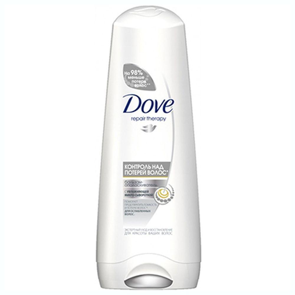 Бальзам-ополаскиватель Dove Контроль над потерей волос п/б 200 мл