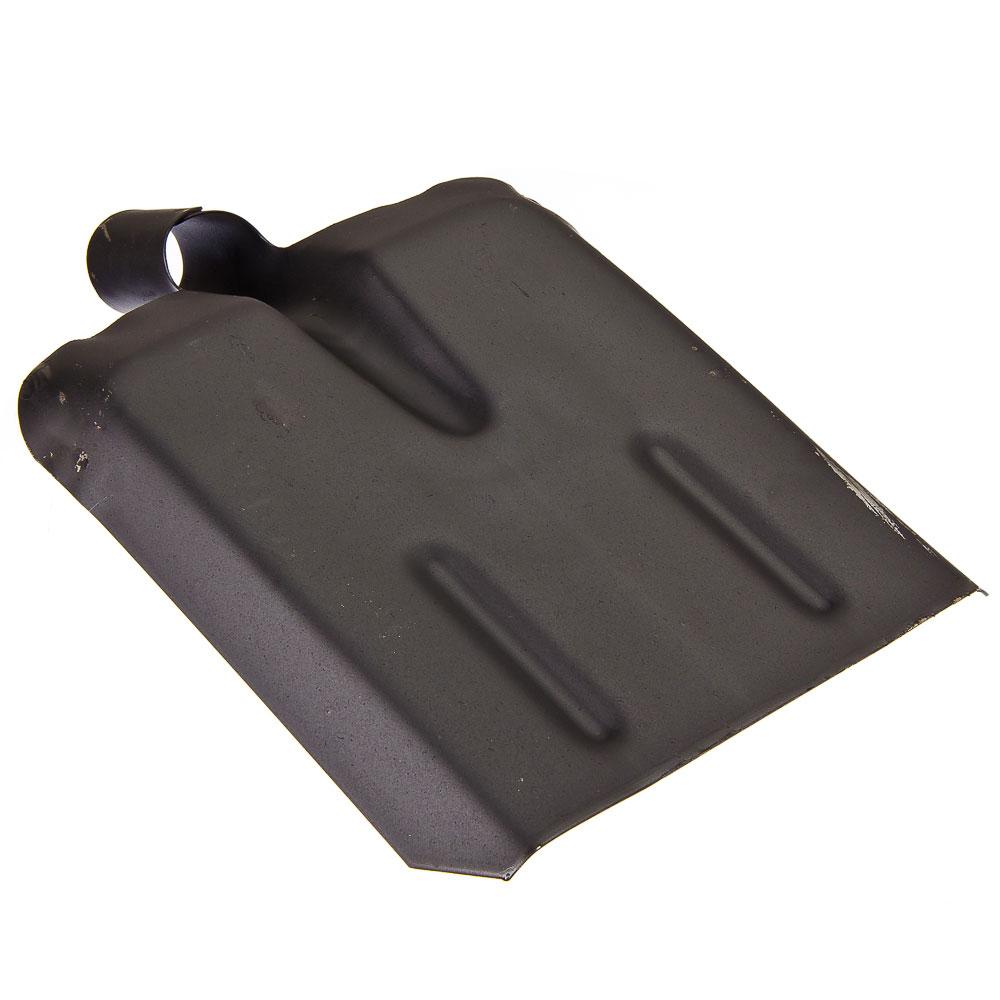 Лопата совковая 28x22,5cм, 1,5мм, сталь 5сп, б/ч