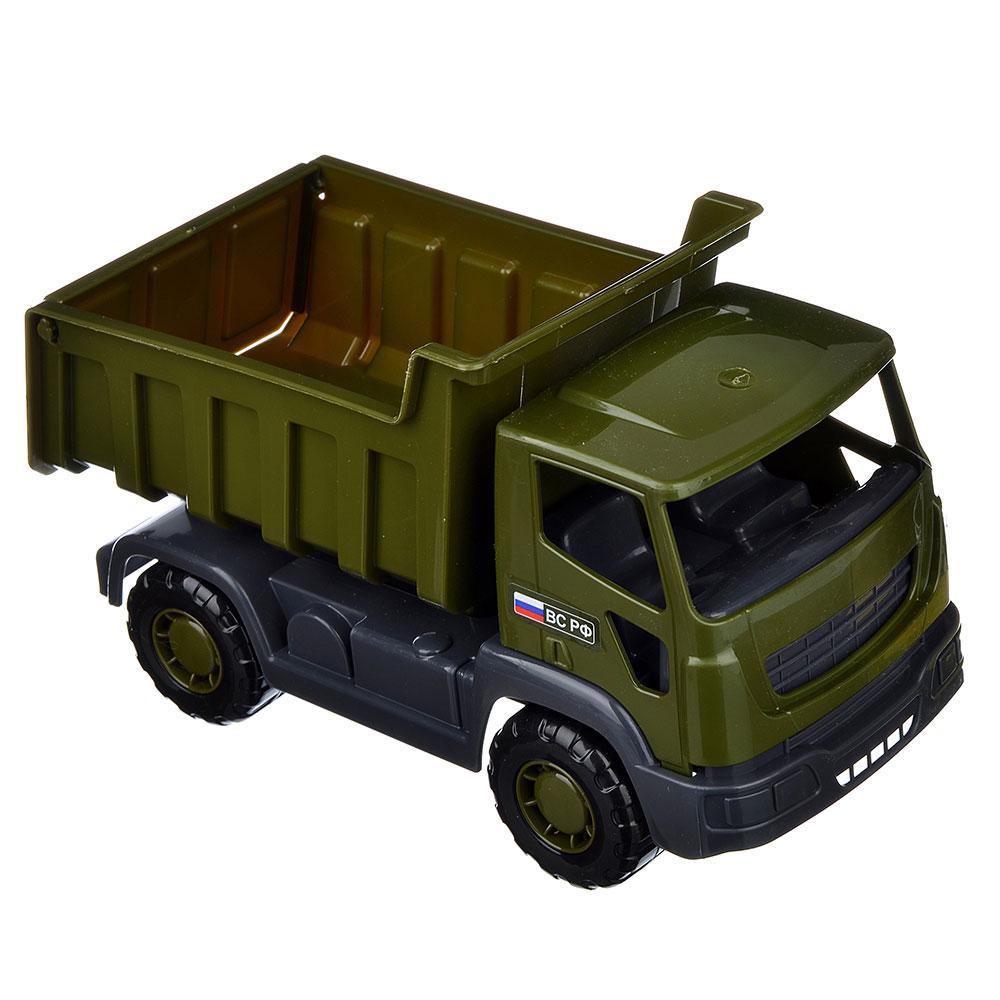 """ПОЛЕСЬЕ Автомобиль """"Агат"""", пластик, 26х12х15см, 5 дизайнов, 56894"""