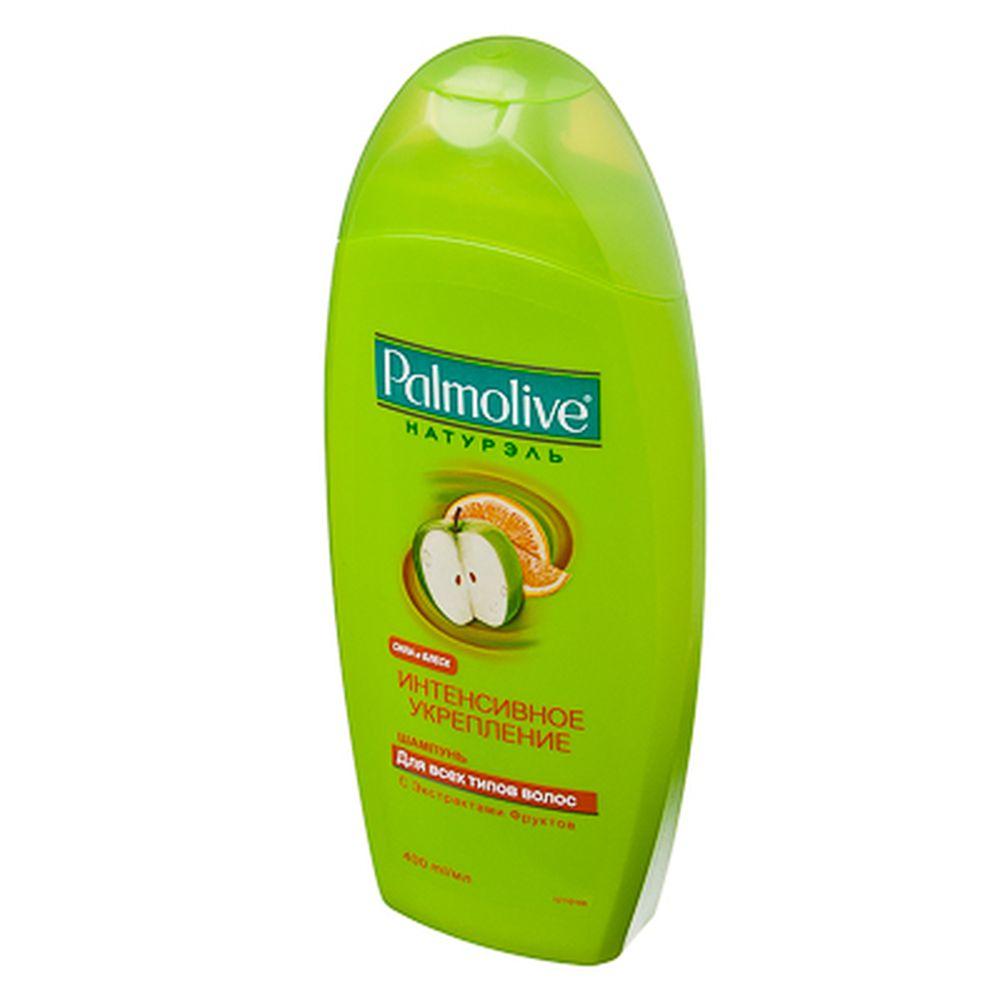 Шампунь для нормальных волос Palmolive Натурэль Интенсивное укрепление , п/б 400 мл, 27142