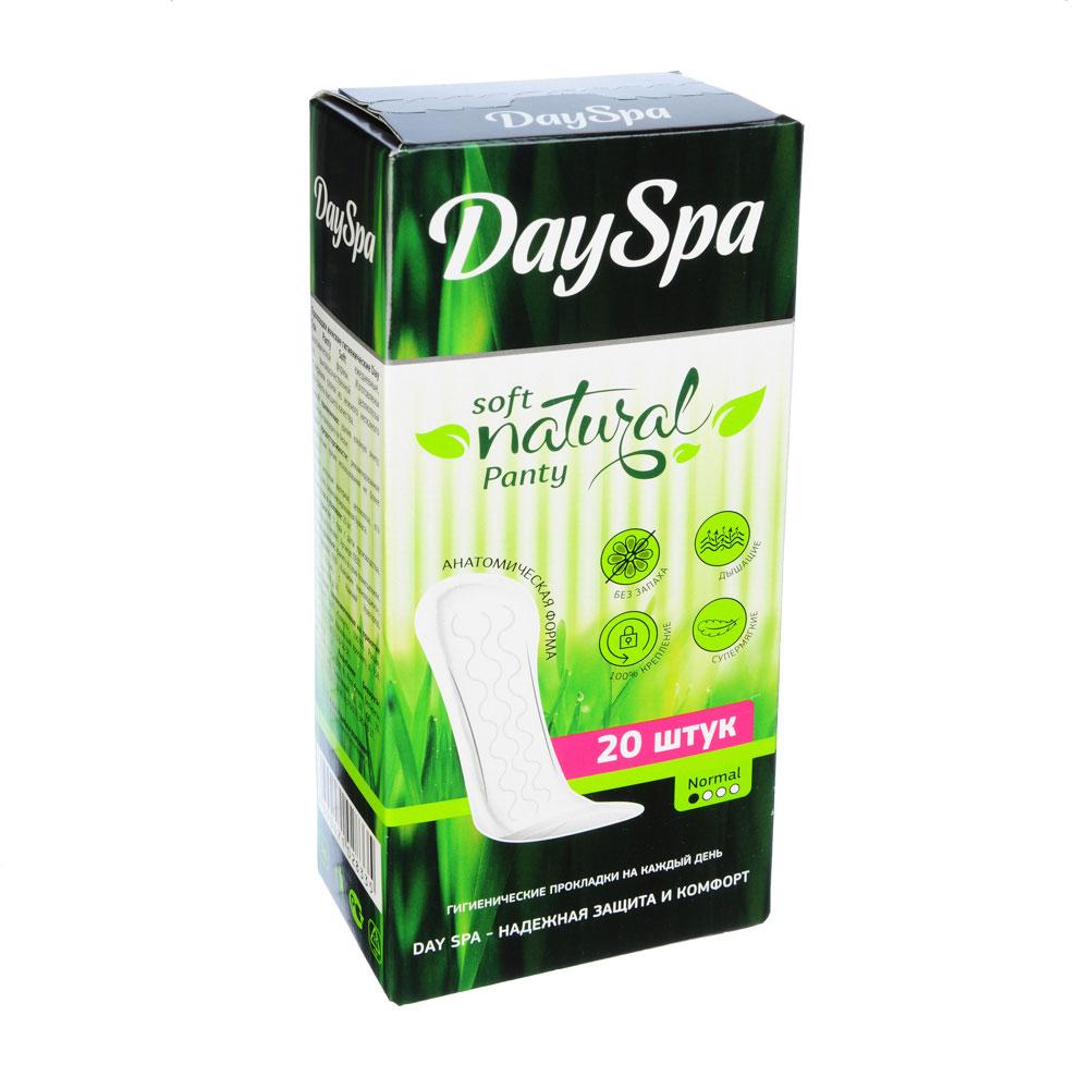 Прокладки ежедневные Day Spa classic soft 20шт арт.3068497