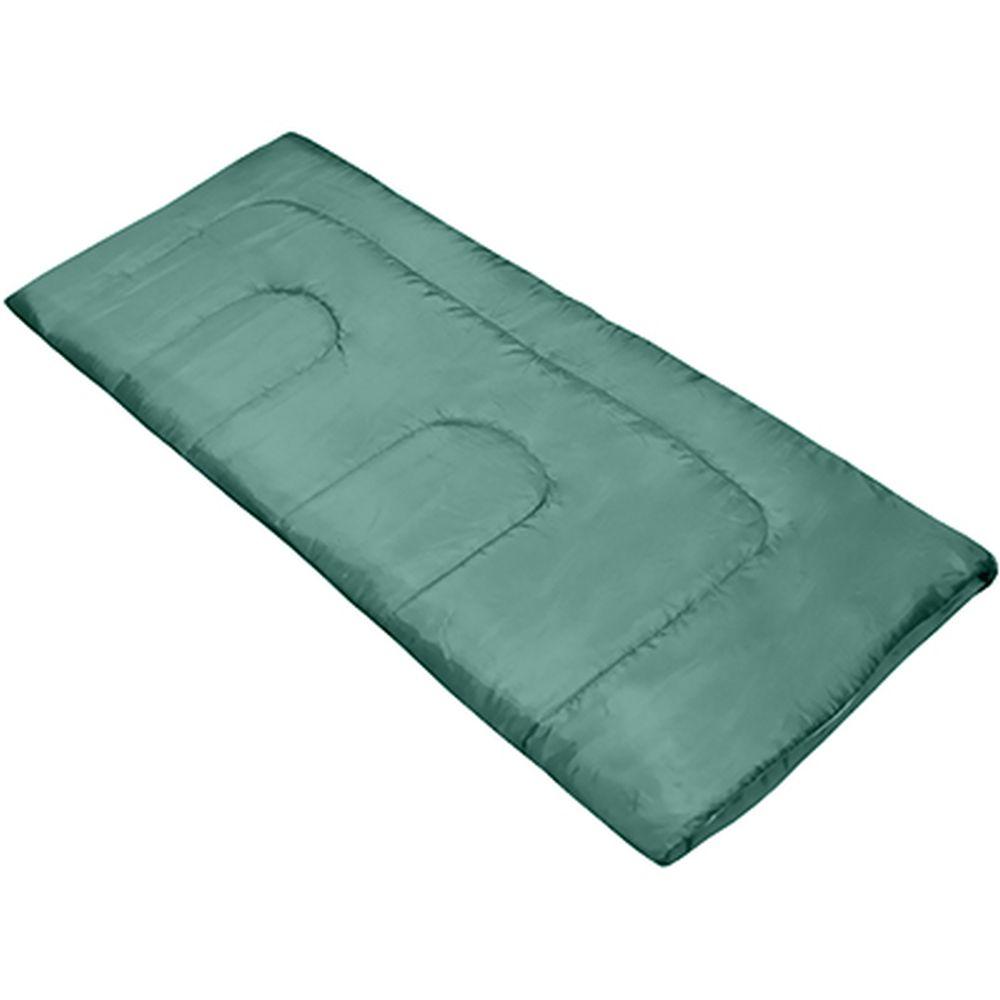 Спальник-одеяло 180х75см, термофайбер 170, 100% полиэстер, 1 слой 1х150 г/м2, CO2
