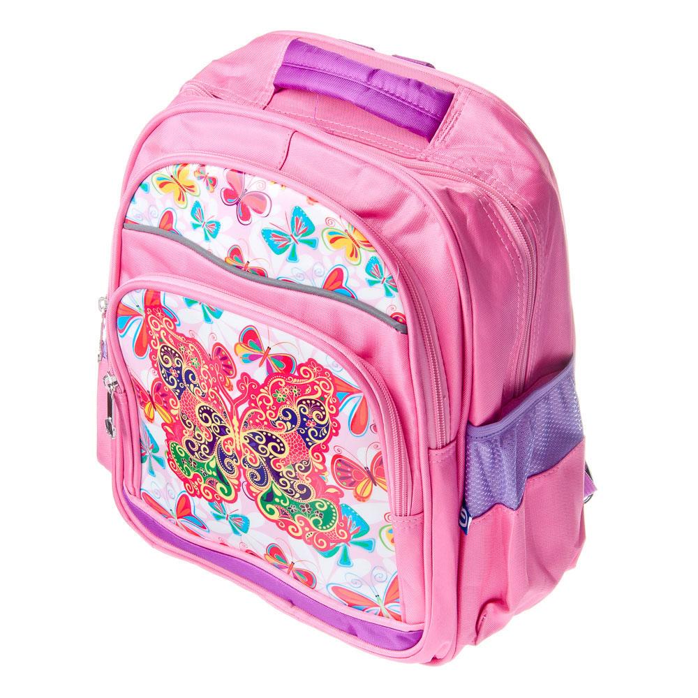 Веселый полет Рюкзак для девочек, полиэстер, 35x29х14см, дизайн ГЦ