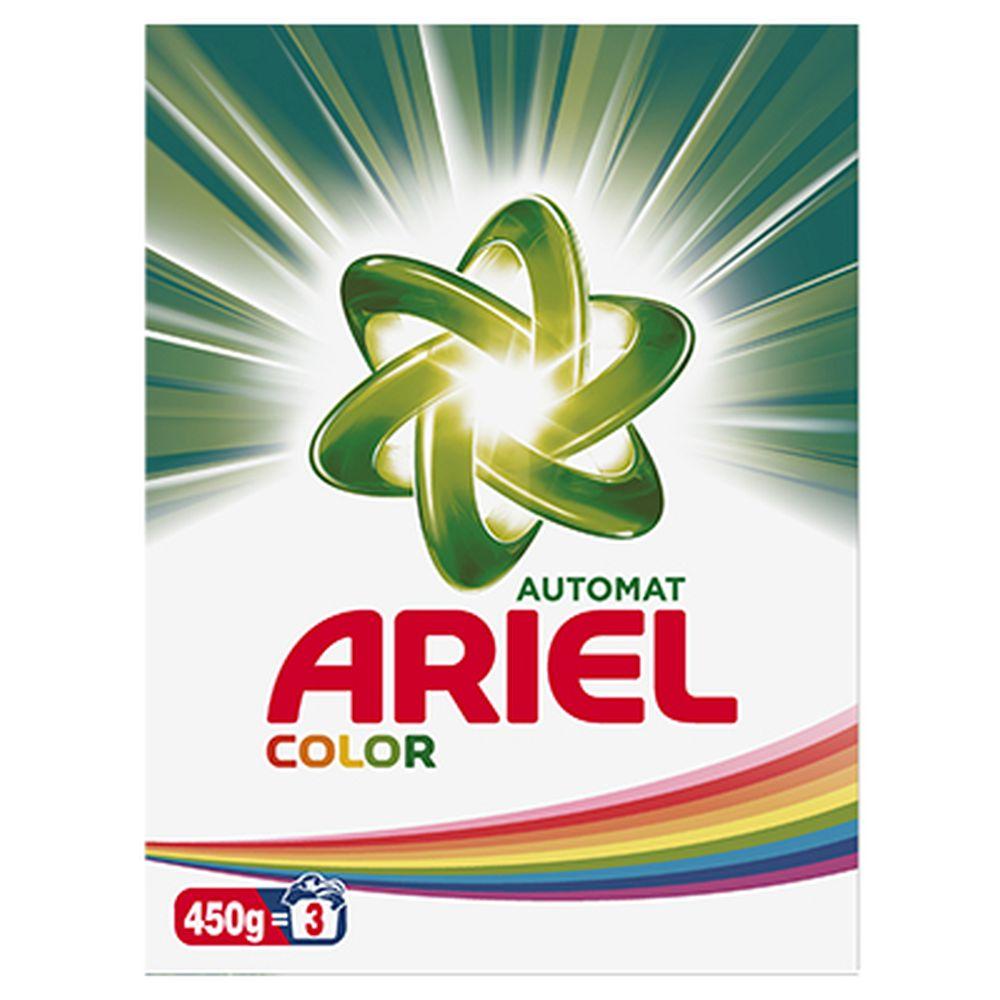 Стиральный порошок ARIEL Автомат Color к/у 450г