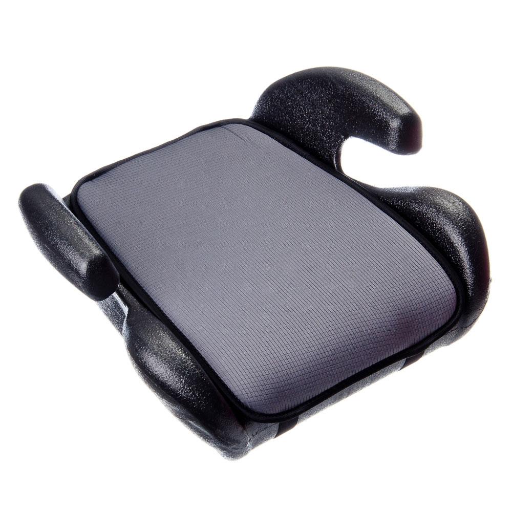 Детское сидение-бустер автомобильный Gals 22-36кг, цвет серый
