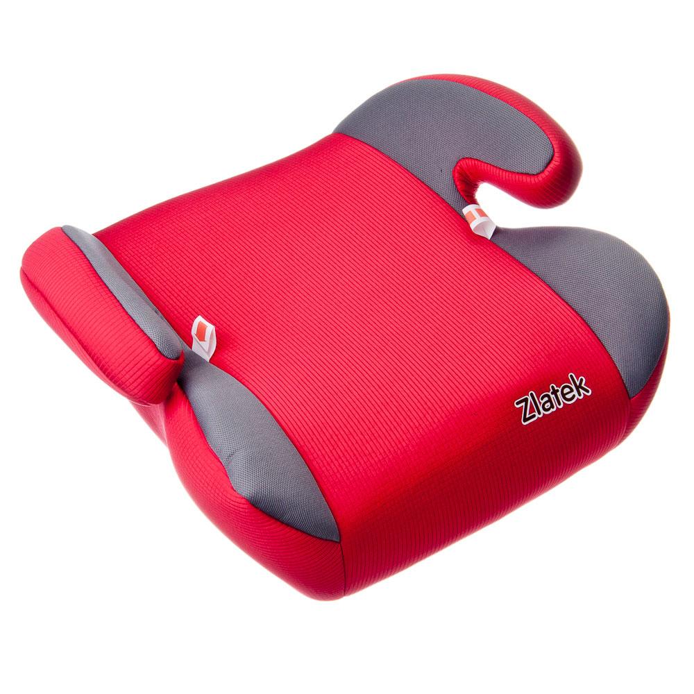 Детское сидение-бустер автомобильный Raft 22-36кг, цвет красный