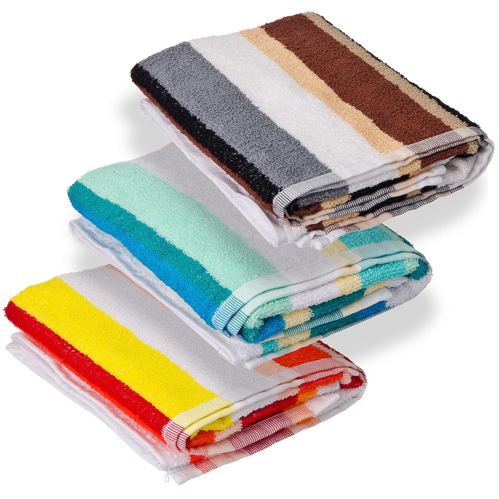 Полотенце для лица махровое, хлопок, 50х90см, 3 цвета, Spany Home