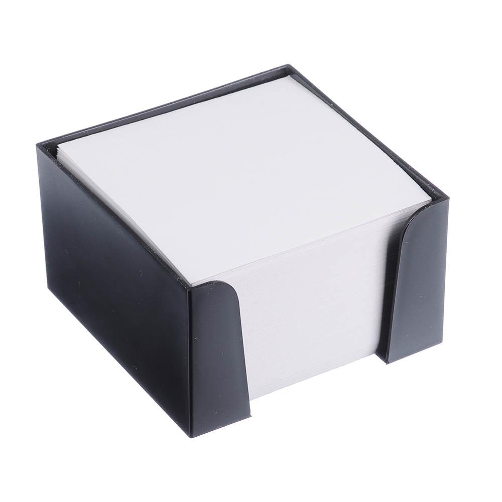 Блок для заметок СТАММ 8x8x5 см, белый