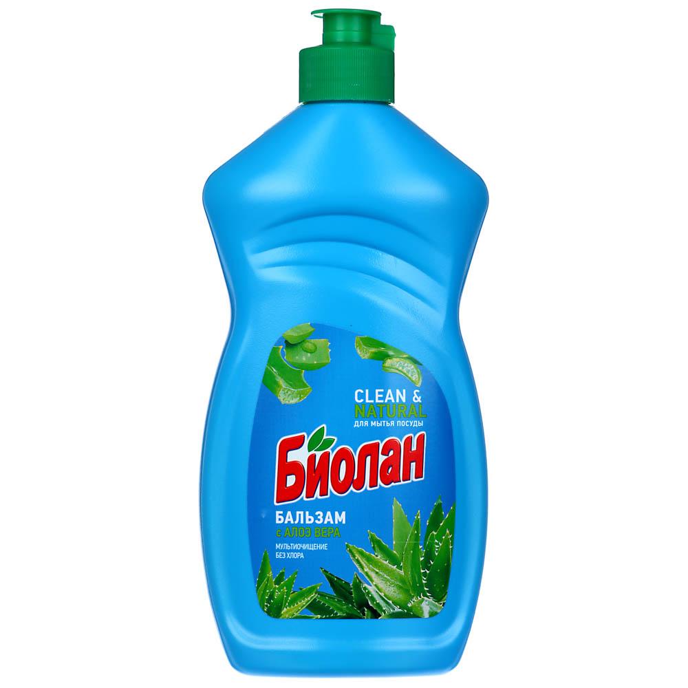 Средство для мытья посуды Биолан,3 вида,п/б,450гарт.692-3/41126-3/1128-3/1132-3