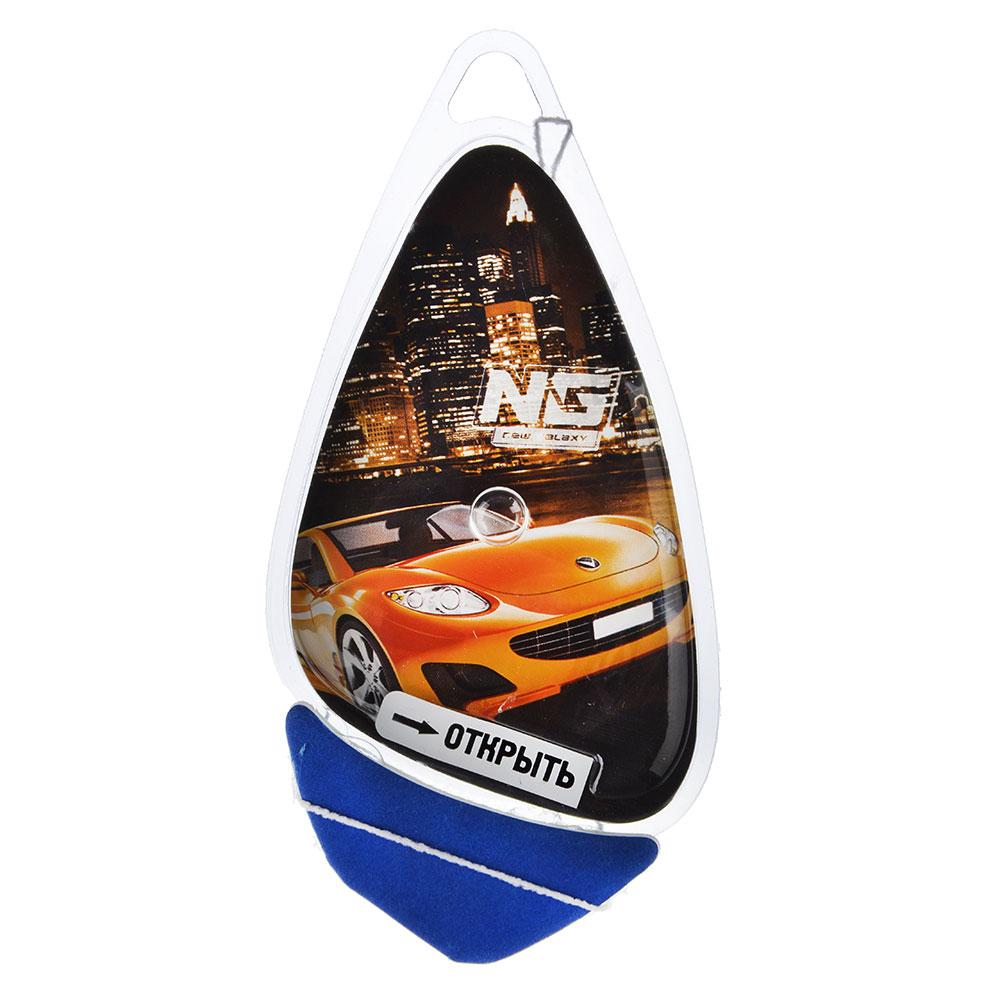 """Ароматизатор для  автомобиля, аромат тутти фрутти, подвесной гелевый, """"Racer"""" NEW GALAXY"""