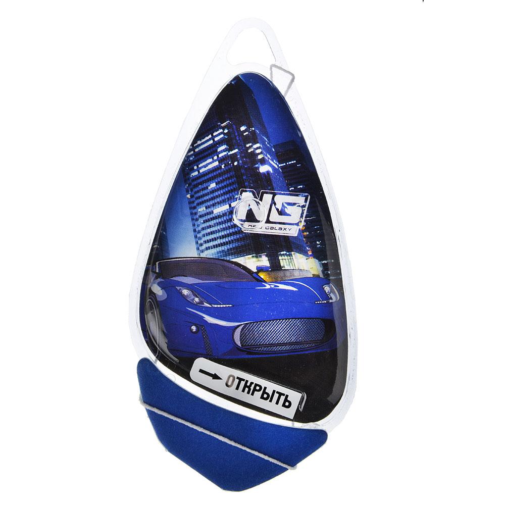 """Ароматизатор для  автомобиля, аромат океанский бриз, подвесной гелевый, """"Racer"""" NEW GALAXY"""
