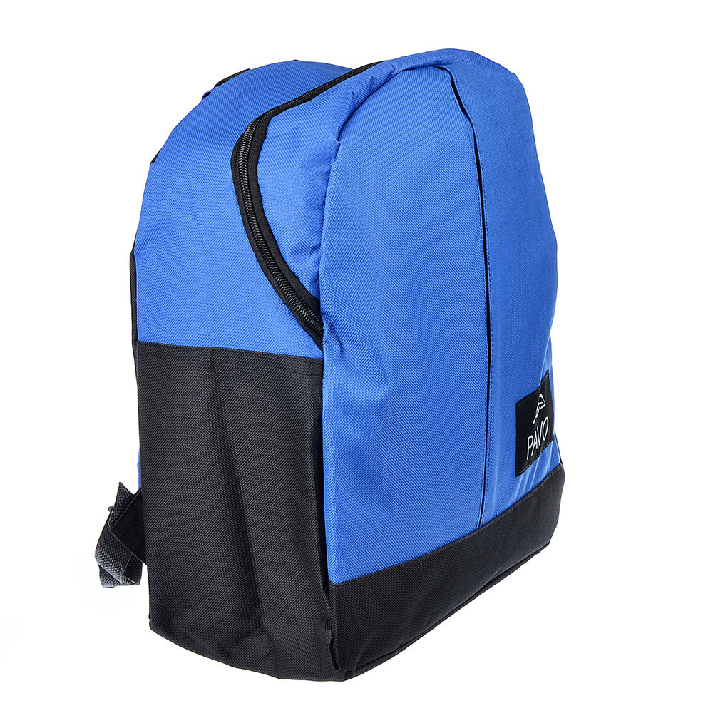 PAVO Рюкзак молодежный, полиэстер, 38х28х11см, 2 цвета