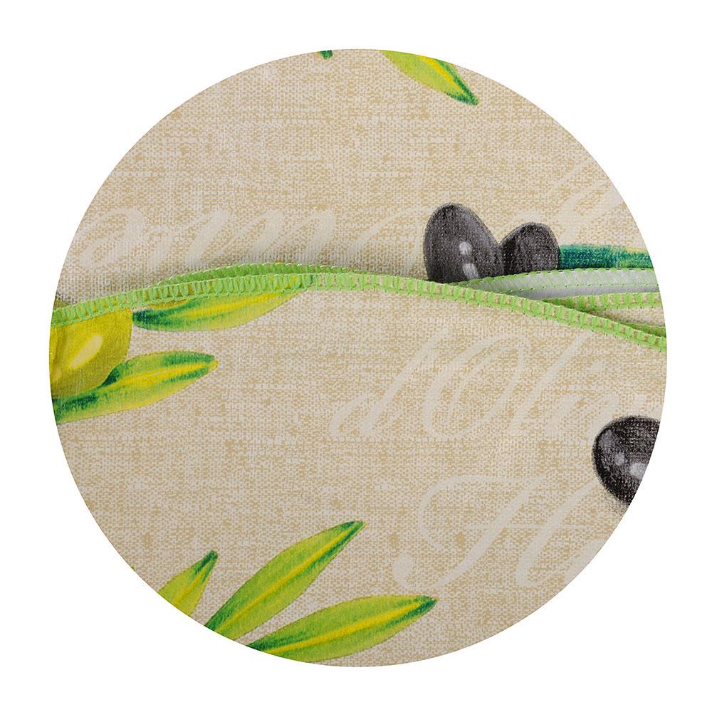 Скатерть на стол виниловая, на фланелевой основе, 140х180см, ПЕВА
