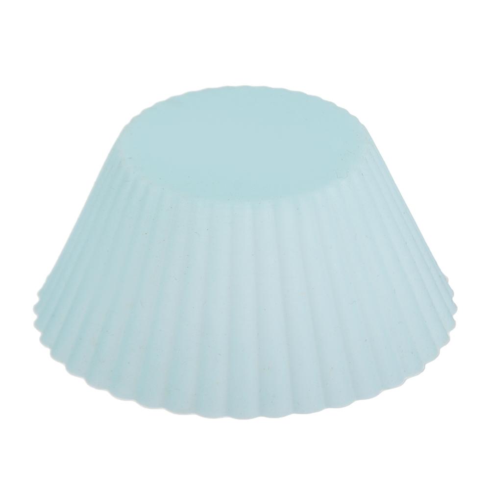 Набор форм для выпечки 5 шт, 7х3,5 см, силикон