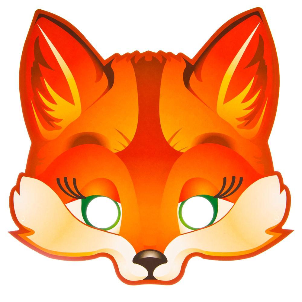 картинка голова лисички этой картинке подробнее