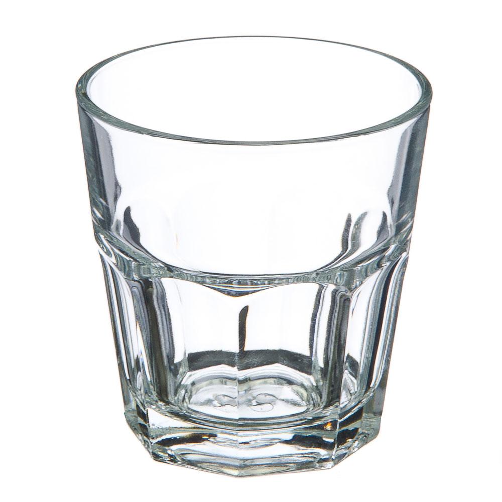 PASABAHCE Стакан Касабланка 205мл, стекло, 52862SLBT