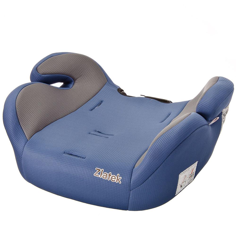 Детское автокресло Zlatek Atlantic 9-36кг,цвет синий